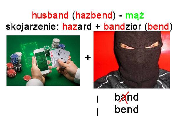 husband - mąż